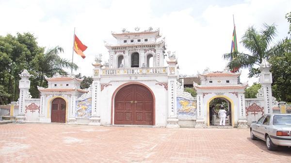 Tim hiểu ngôi đền linh thiêng tại Ninh Giang - đền Quan Tuần Tranh