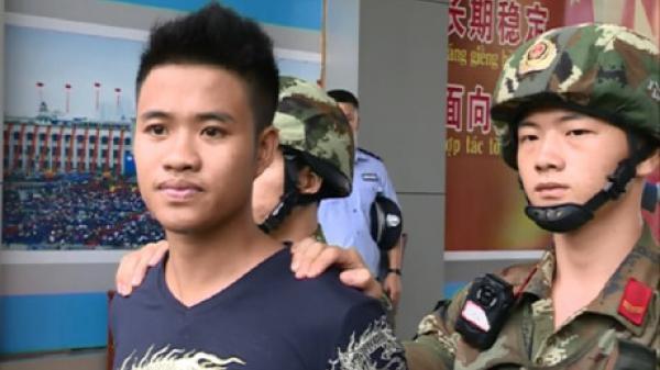 Hải Dương: Bắt đối tượng giết người rồi trốn sang Trung Quốc