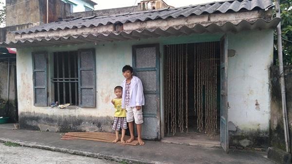 Người phụ nữ nghèo nuôi chồng bệnh tật