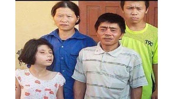 Xót xa hoàn cảnh cả 4 người trong một gia đình đều thiểu năng trí tuệ