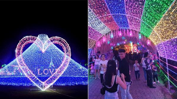 Hải Dương: Tưng bừng chờ đón Lễ hội ánh sáng với hàng triệu bóng đèn Led lần đầu tiên diễn ra tại Gia Lộc