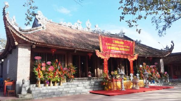 Diện mạo mới ở ngôi đền thờ danh tướng Yết Kiêu
