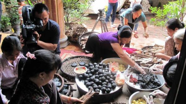 Hướng dẫn cách làm bánh gai chuẩn vị Ninh Giang ngay tại nhà