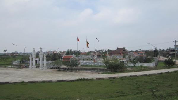 Về đất Ninh Giang cùng thăm đền thờ Khúc Thừa Dụ linh thiêng