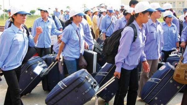 Huyện nào của Hải Dương bị xem xét dừng tuyển lao động sang Hàn Quốc làm việc?