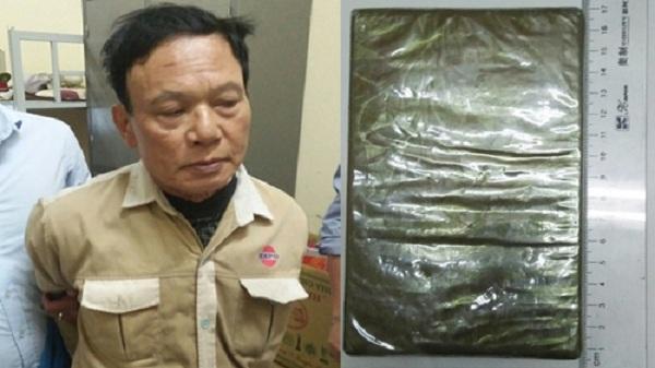 Sau vợ chồng em trai, anh ruột bị bắt vì buôn ma túy