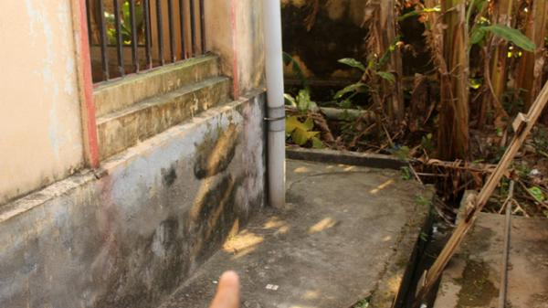 Hải Dương: Bé trai 3 tuổi ngã từ tầng 2 xuống sân bê tông may mắn thoát chết