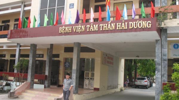 Hải Dương: Bệnh viện Tâm thần nhiều sai phạm trong bảo vệ môi trường