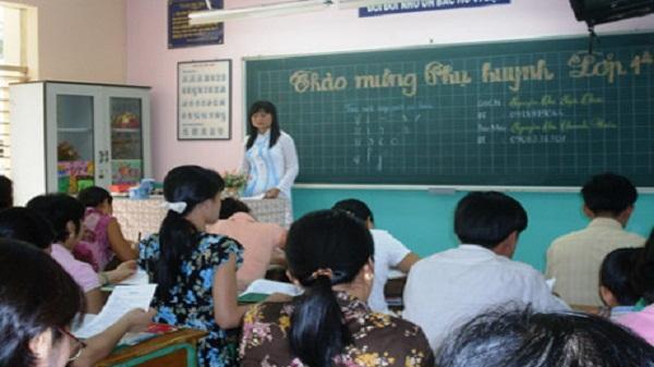 7 khoản Bộ GD và ĐT không cho phép Ban đại diện cha mẹ học sinh được thu