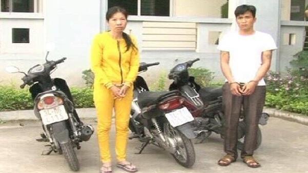 """Hải Dương: Mò vào Tòa án huyện trộm xe, """"nữ quái"""" bị tóm gọn"""
