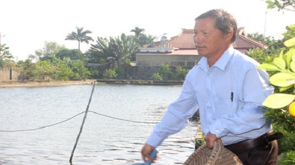 Hải Dương: Chuyện về người thương binh thầu ruộng hoang làm giàu