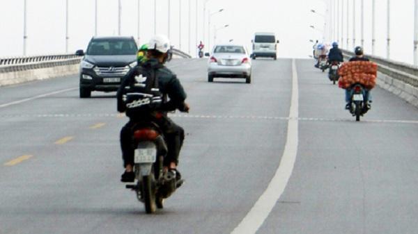 Đi lấn làn đường: Tai nạn báo trước