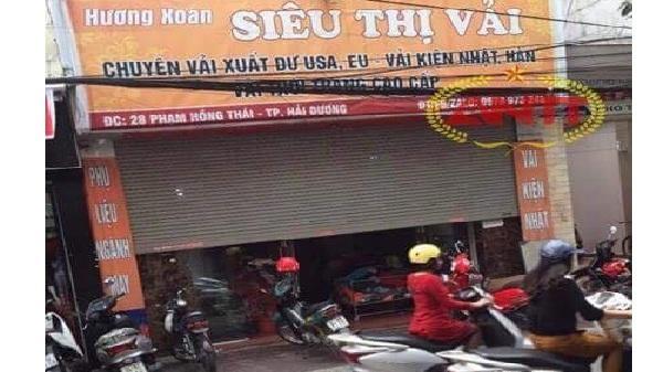 Xác định nghi phạm đâm cán bộ công an tỉnh Hải Dương
