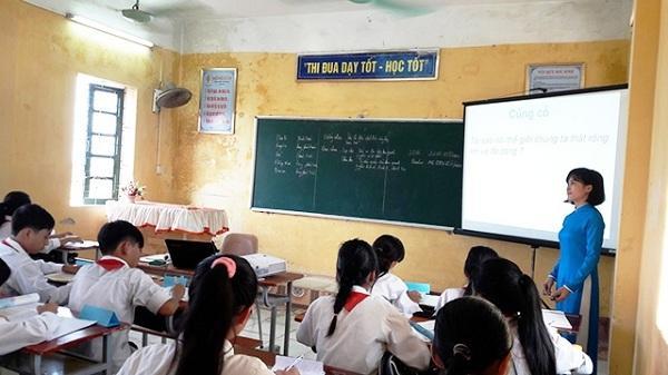 Nỗ lực đổi mới của ngôi trường vùng quê