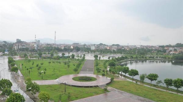 Công nhận thị xã Chí Linh hoàn thành xây dựng nông thôn mới