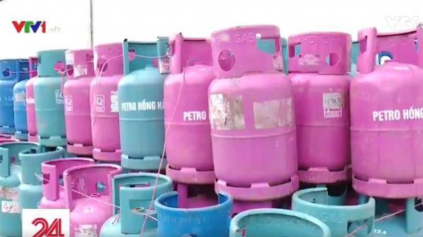 CLIP NÓNG: Phát hiện nhiều sai phạm tại Công ty cổ phần Hải Dương gas