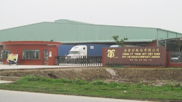 Hải Dương: Hàng nghìn công nhân công ty GFT đi làm lại