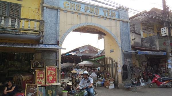 Làm chợ tạm phục vụ giải phóng mặt bằng xây dựng chợ Phú Yên