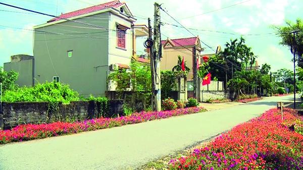Thị xã Chí Linh, Hải Dương: Về đích nông thôn mới