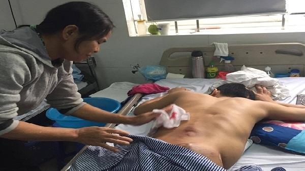 Hải Dương: Ước mơ giản dị của chàng trai bị tai nạn cắt cụt cả hai chân