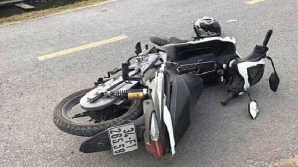 Thiếu úy công an tử vong do tai nạn giao thông