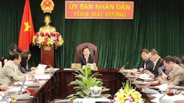 Khẩn trương chuẩn bị lễ đón bằng xếp hạng di tích quốc gia đặc biệt ở Kinh Môn