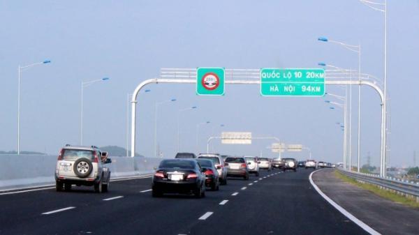Đẩy nhanh tiến độ dự án đường bộ nối cao tốc Hà Nội - Hải Phòng với Cầu Giẽ - Ninh Bình