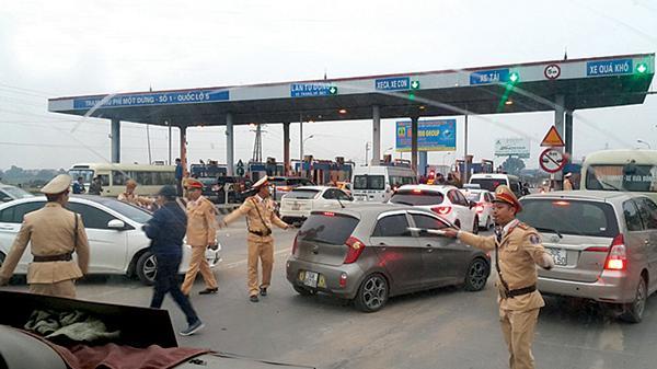Vì sao cao tốc Hà Nội - Hải Phòng thu phí cả QL5?