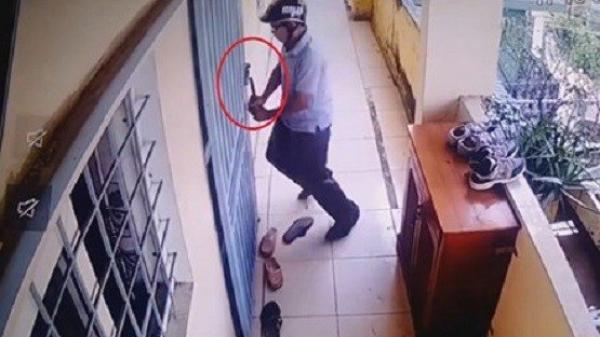 Thanh niên 9X Hải Phòng đột nhập trộm đồ của doanh nghiệp