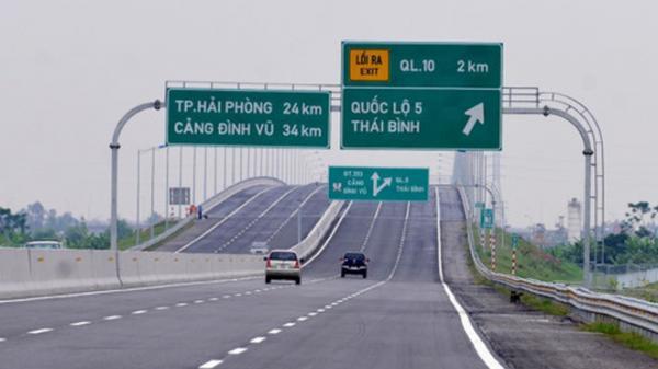 Bất cập việc thiếu biển chỉ dẫn đi cao tốc Hà Nội - Hải Phòng