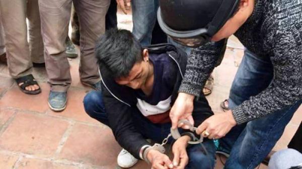 Hải Phòng: Cả làng vây bắt hai đối tượng trộm tiền công đức