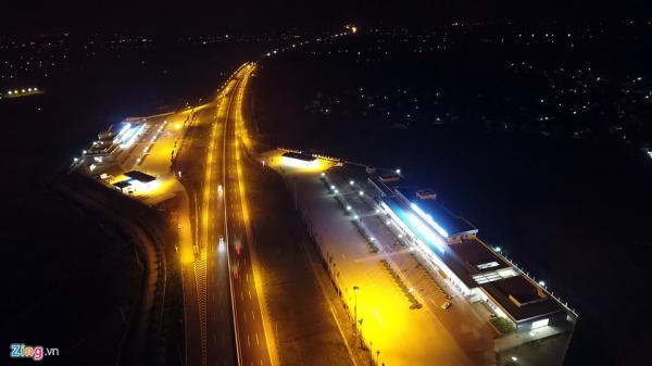 Trạm dừng nghỉ '5 sao' trên cao tốc hiện đại Hà Nội - Hải Phòng
