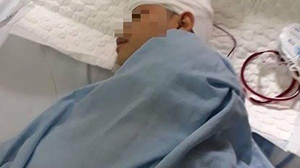 Điều tra vụ thầy giáo bị tố tát học sinh gây chấn thương sọ não