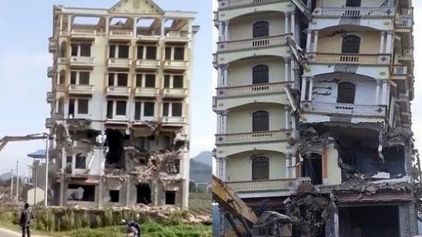 Chi 400 triệu đồng để phá 'tòa lâu đài' của trùm ma túy Tàng Keangnam
