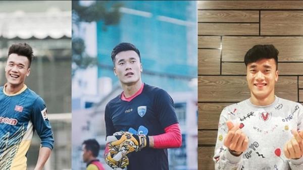 """Giới trẻ Việt đang """"rụng tim"""" vì chàng soái ca sân cỏ, """"người hùng"""" thủ môn Bùi Tiến Dũng"""