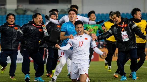 Có một U23 Việt Nam 'được cả châu Á ủng hộ' đẹp đến thế này đây...