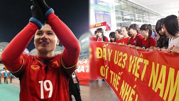 U23 Việt Nam vinh quy bái tổ vào ngày nào?