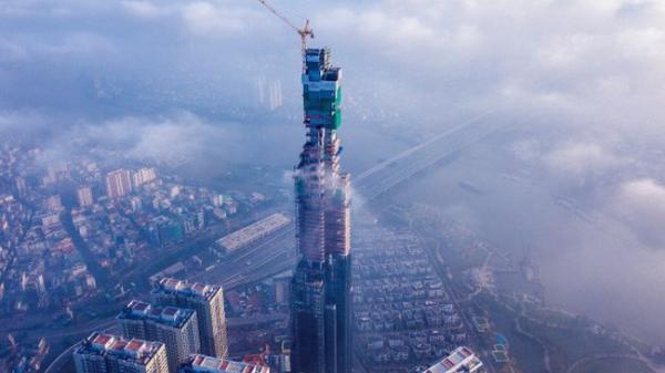 Toàn cảnh tòa tháp 81 tầng cao nhất Việt Nam của tỷ phú sinh ra tại Hải Phòng