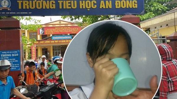Ý kiến luật sư: Đuổi việc cô giáo bắt học sinh súc miệng bằng nước lau bảng ở Hải Phòng là quá nhẹ