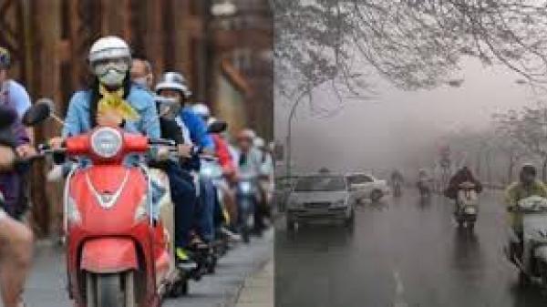 Đợt mưa rét nàng Bân đang diễn ra ở miền Bắc kéo dài bao lâu?