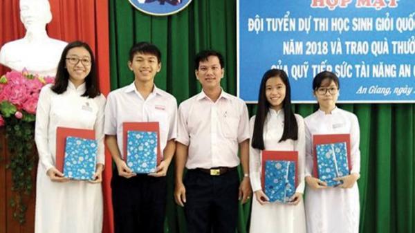 Nữ sinh An Giang nhận học bổng 38.000 USD