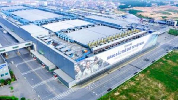 Hành trình 10 năm Việt Nam thành ngôi nhà thứ 2 của Samsung và sự đổi thay đến ngỡ ngàng tại KCN Samsung Thái Nguyên