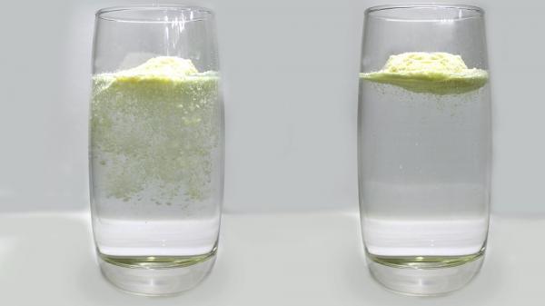 Cách đơn giản nhất để nhận biết sữa bột thật và sữa bột giả