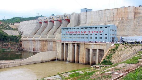 Lâm Đồng: Xả nước hồ thuỷ điện chống hạn cho hạ lưu