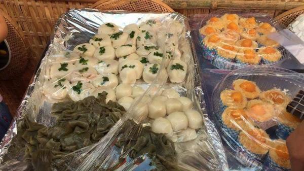 Mê hoặc những chiếc bánh tại Lễ hội Bánh dân gian Nam Bộ