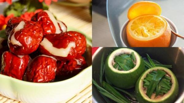 4 loại trái cây khi hấp lên sẽ biến thành thần dược