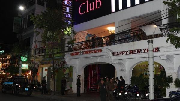 Đột kích quán bar 'tai tiếng' ở miền Tây, phát hiện nhiều 'dân chơi' dương tính với ma túy
