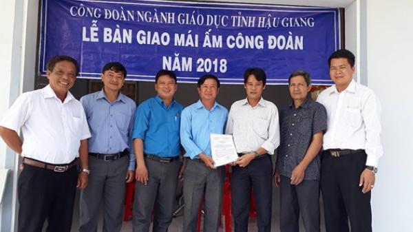 Hậu Giang xây dựng 790 căn nhà cho công nhân lao động
