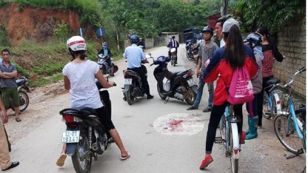 Lạng Sơn: Chồng dùng dao c.ắ.t c.ổ vợ giữa đường