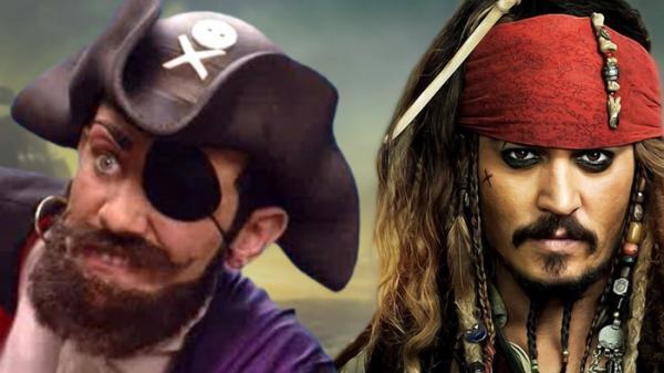 Vì sao cướp biển luôn bịt một mắt?